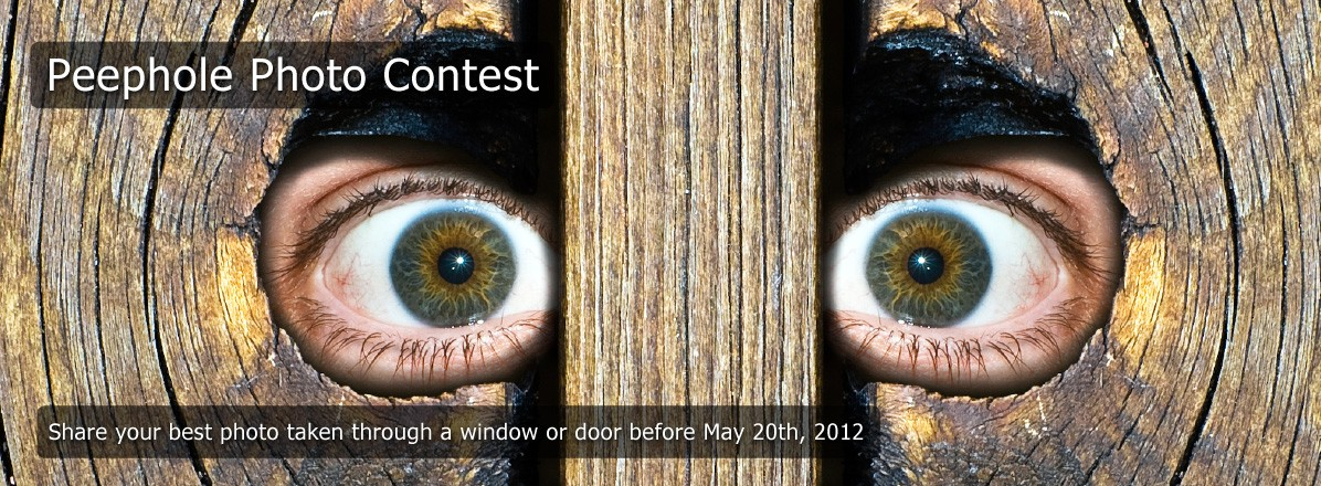 Peephole Photo Contest