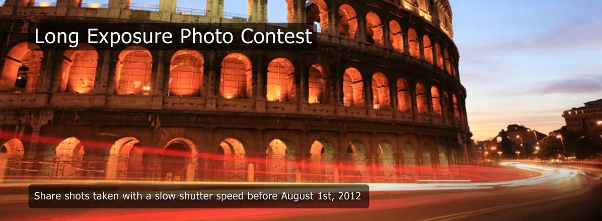 Long Exposure Photo Contest