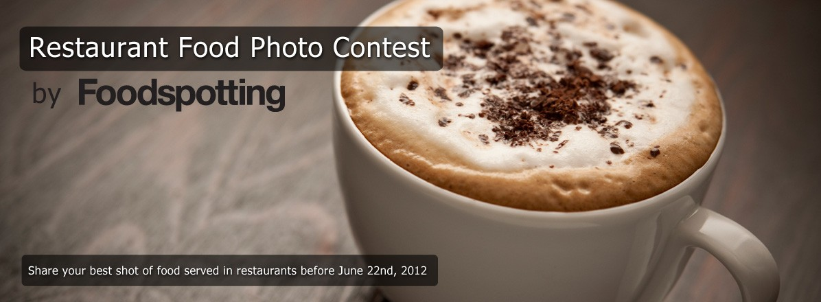 Foodspotting Photo Contest