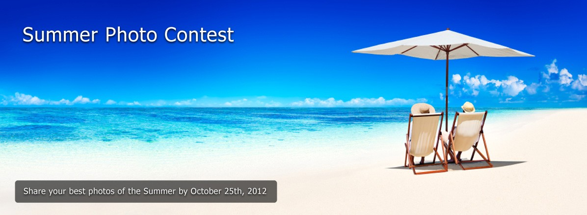 Summer Photography Contest