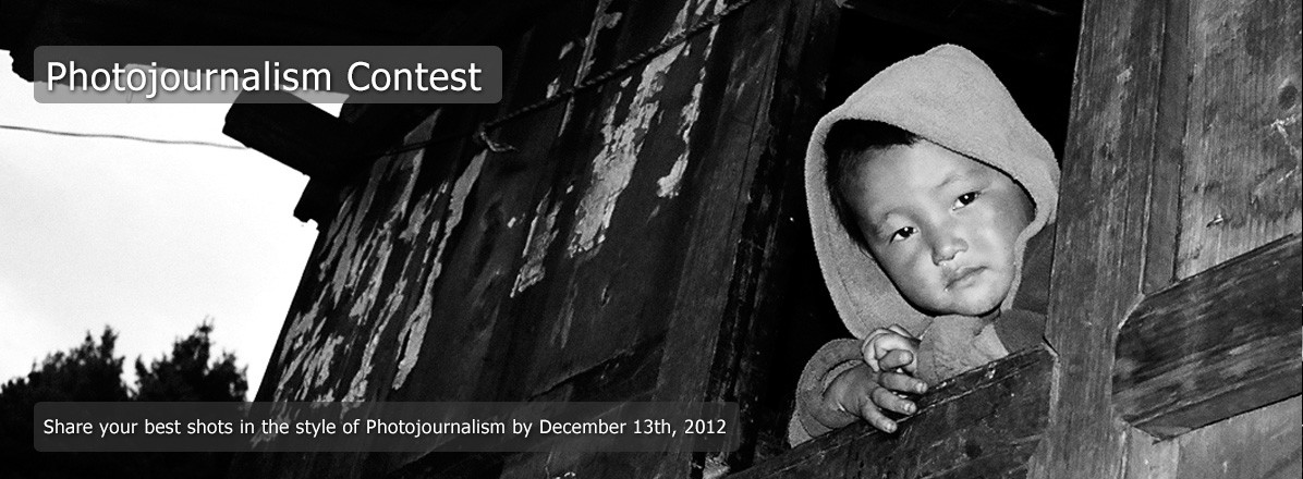 Photojournalism Contest