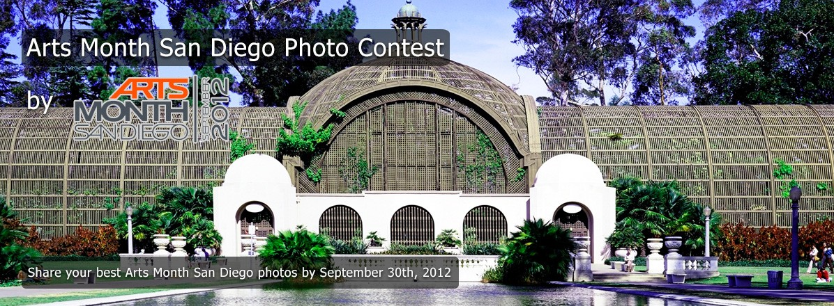 Arts Month San Diego Photo Contest