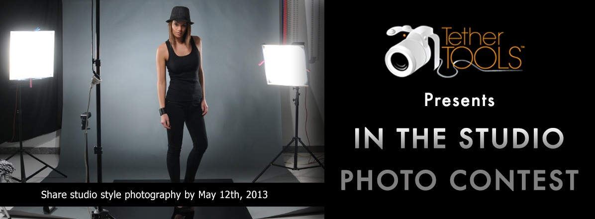 In The Studio Photo Contest