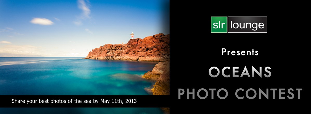Oceans Photo Contest by SLR Lounge