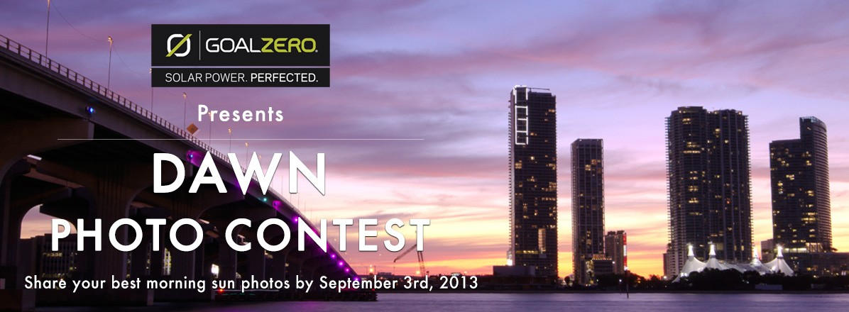 Dawn Photo Contest