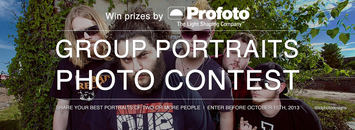 Group Portraits Photo Contest