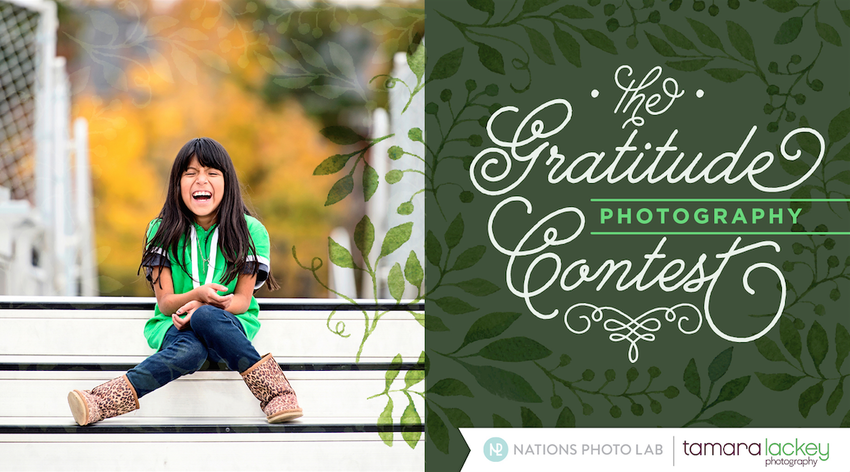 The Gratitude Photo Contest