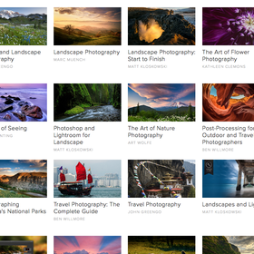 5000 Dramatic Landscapes Photo Contest