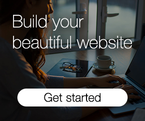 Your website in minutes